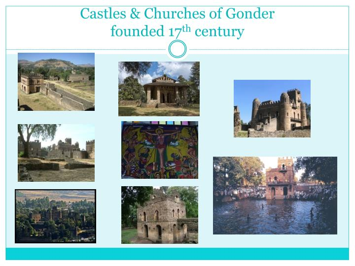 Castles & Churches of