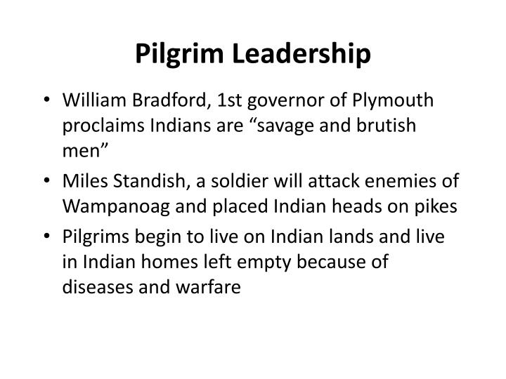 Pilgrim Leadership
