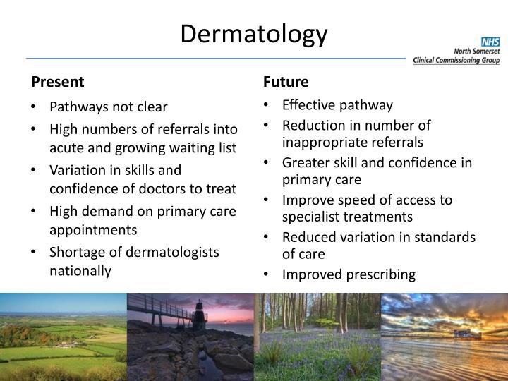 Dermatology