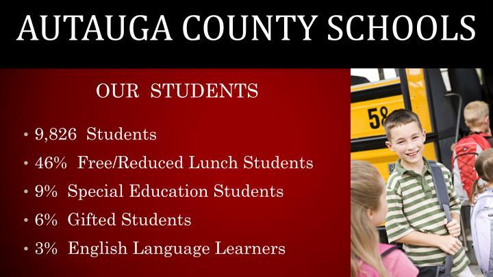 Autauga County Schools