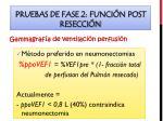 pruebas de fase 2 funci n post resecci n1