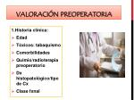 valoraci n preoperatoria2