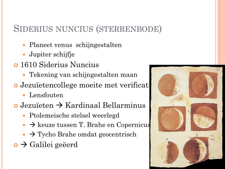 Siderius