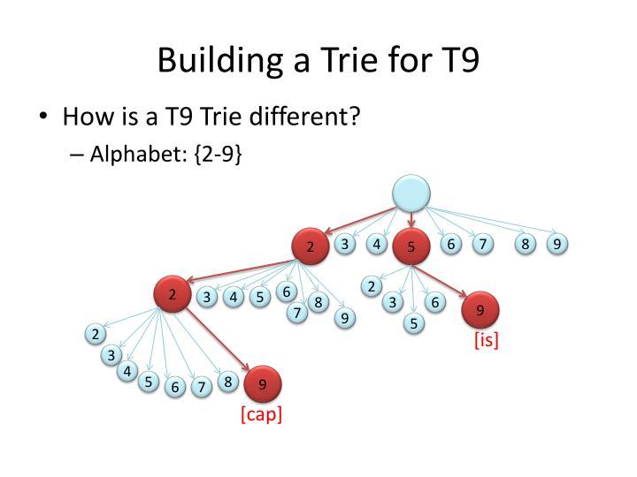 Building a