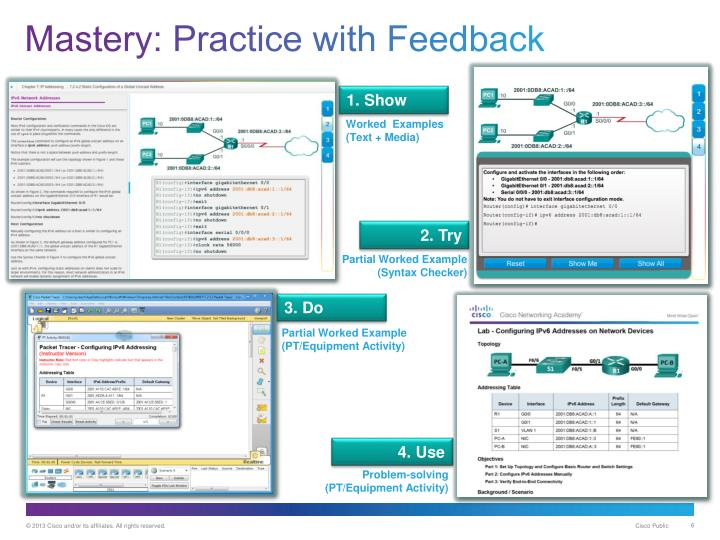 Mastery: Practice with Feedback