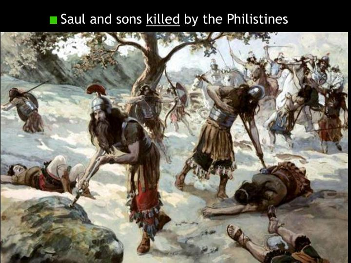 Saul and sons
