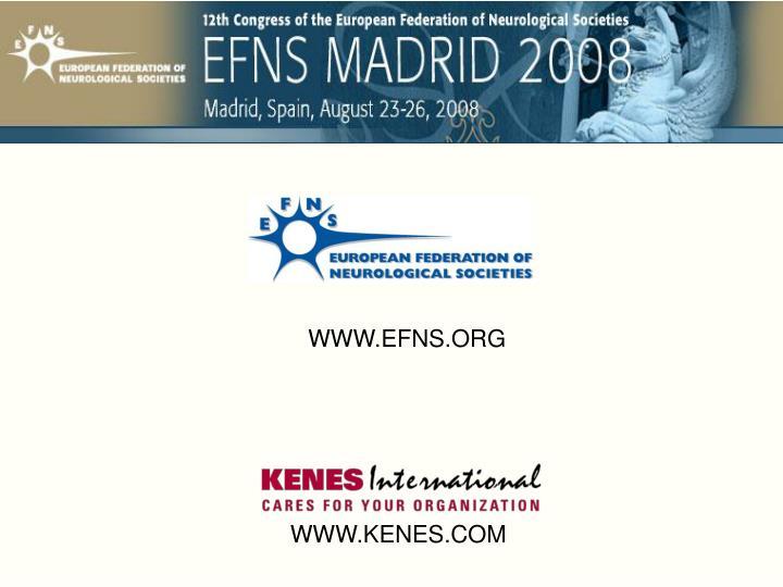 WWW.EFNS.ORG