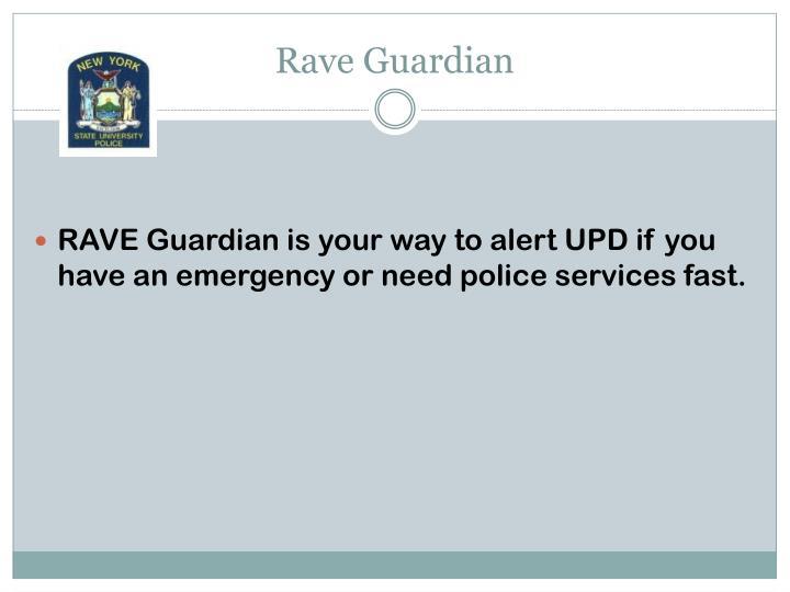 Rave Guardian