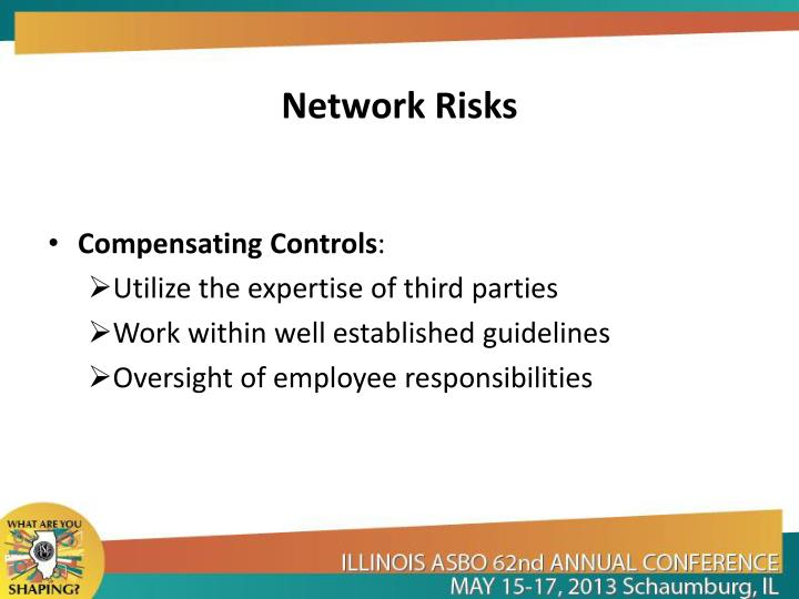 Network Risks