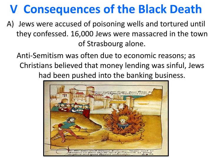 V  Consequences of the Black Death