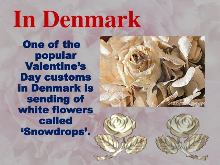 In Denmark