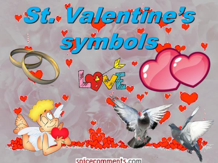 St. Valentine's s
