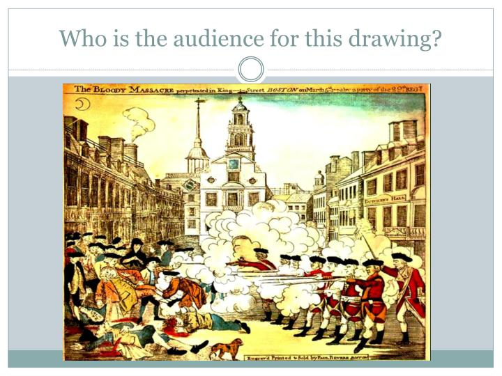 Who is the audience for this drawing?