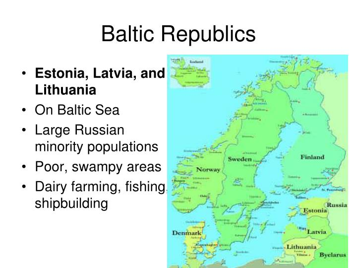 Baltic Republics