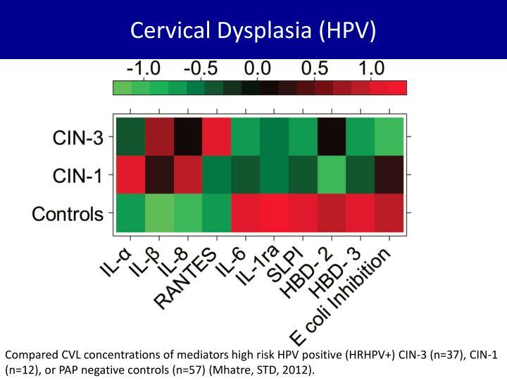 Cervical Dysplasia (HPV)