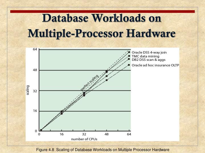 Database Workloads on