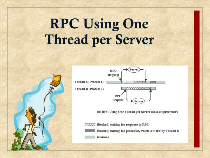 RPC Using One