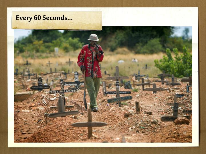 Every 60 Seconds…