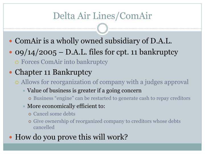 Delta Air Lines/