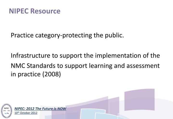 NIPEC Resource