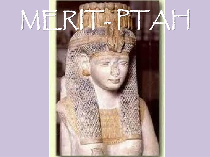 MERIT- PTAH