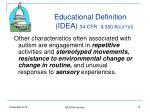 educational definition idea 34 cfr 300 8 c 1 i1