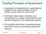 guiding principles of assessment1
