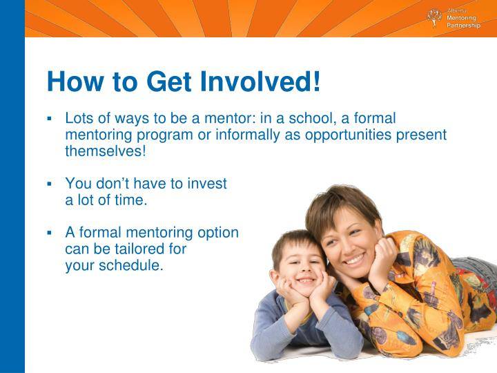 How to Get Involved!