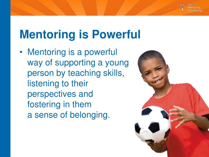 Mentoring is Powerful