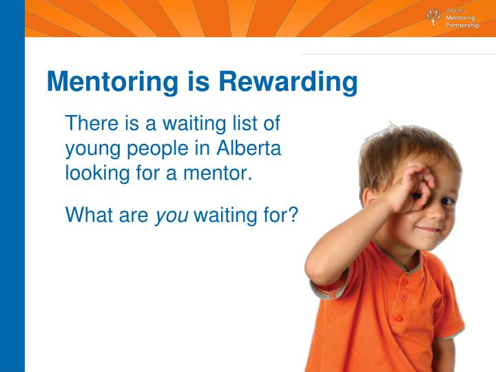 Mentoring is Rewarding
