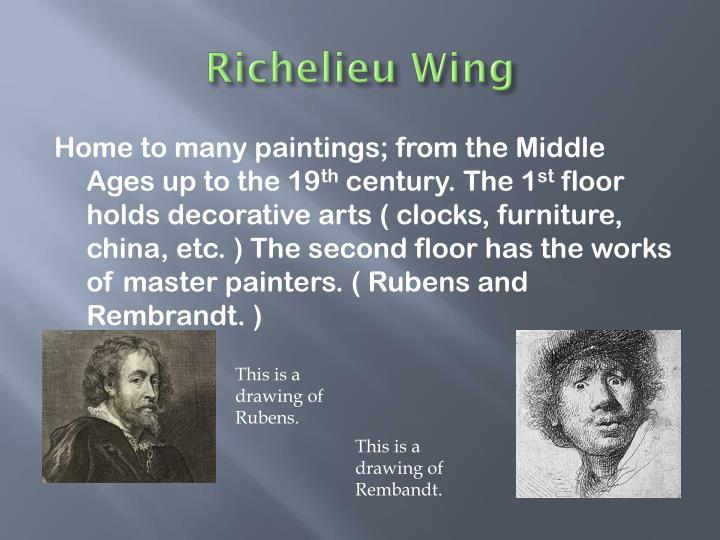 Richelieu Wing