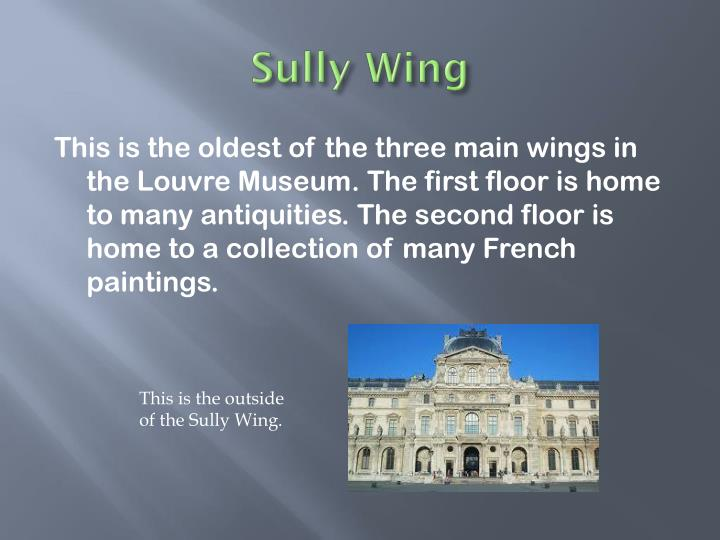 Sully Wing
