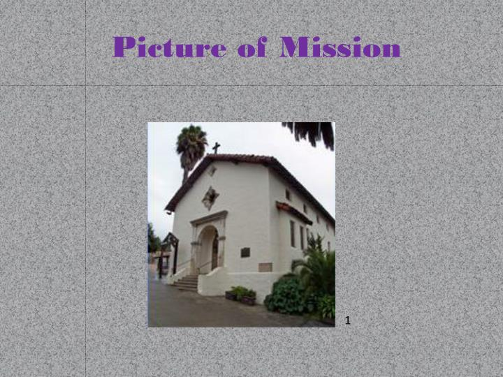 Picture of Mission