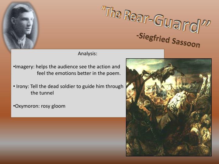 """The Rear-Guard"""