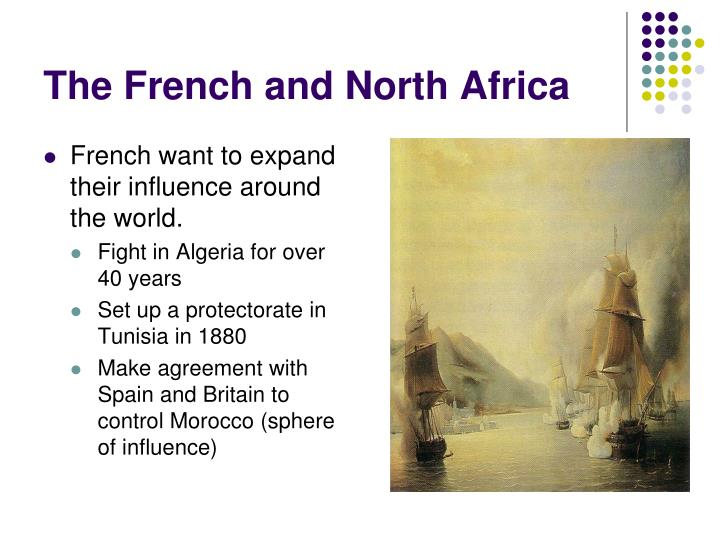 The French and North Africa