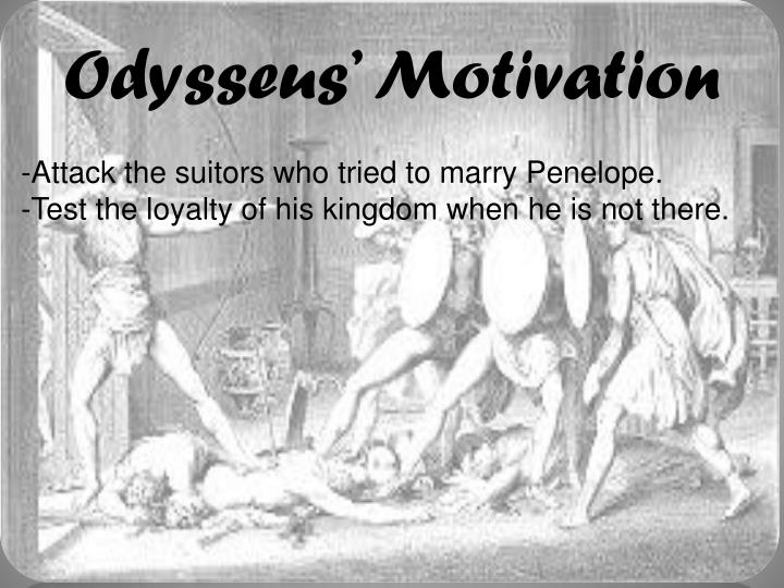 Odysseus' Motivation
