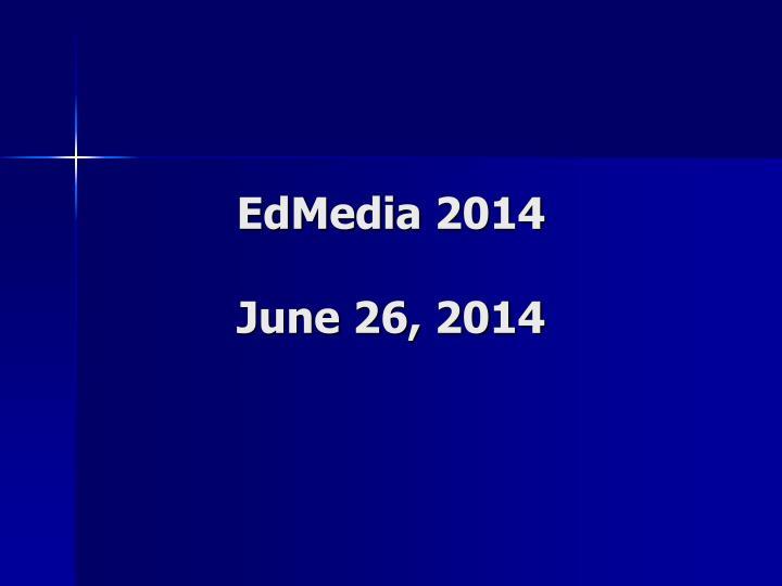 EdMedia