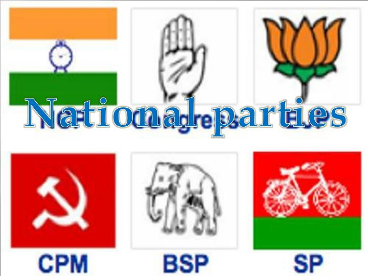 National parties