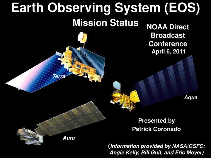 Earth Observing System (EOS)