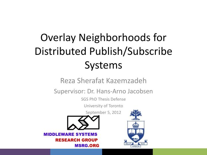 u of t thesis submission