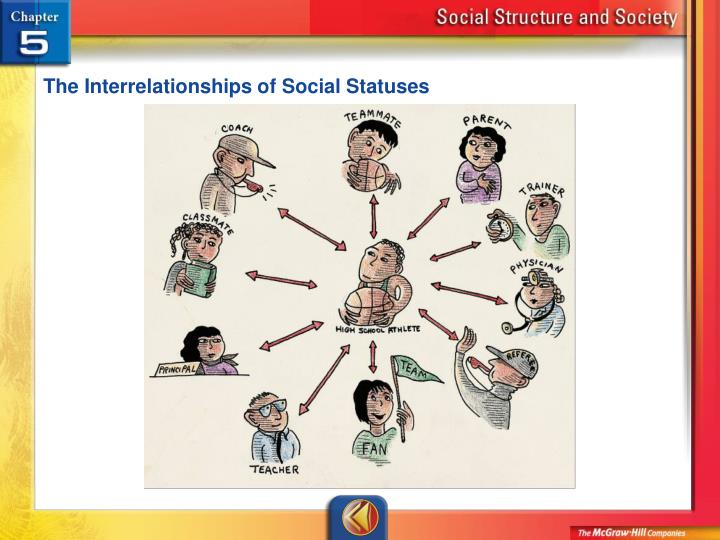 The Interrelationships of Social Statuses