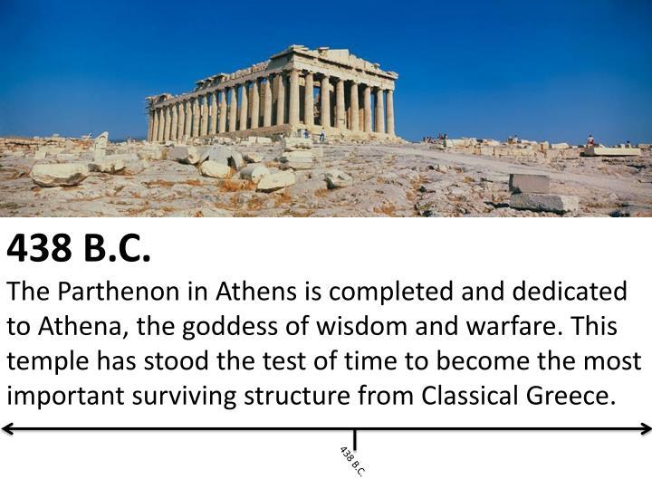 438 B.C.