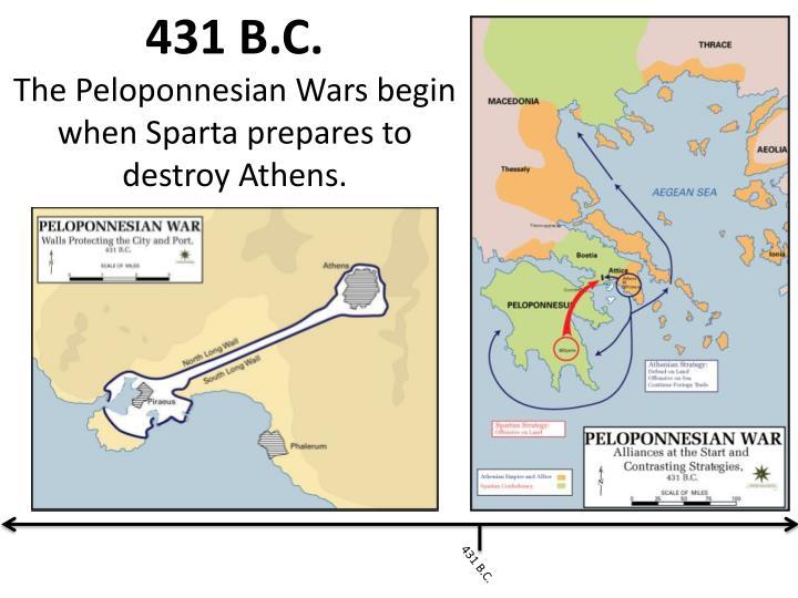 431 B.C.