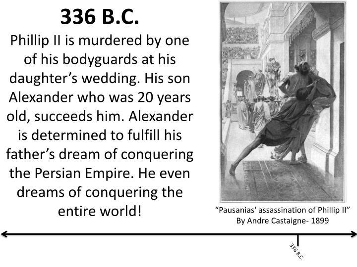 336 B.C.