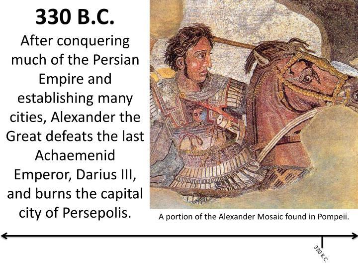 330 B.C.