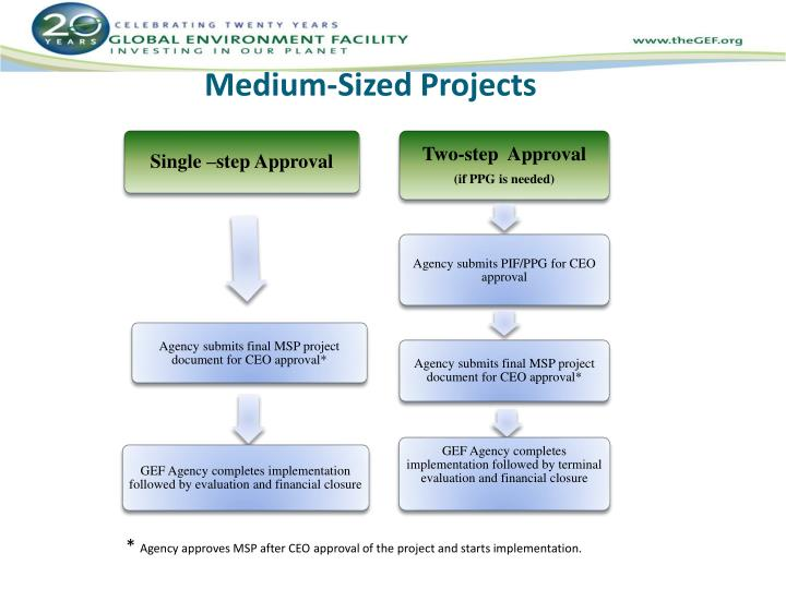 Medium-Sized Projects
