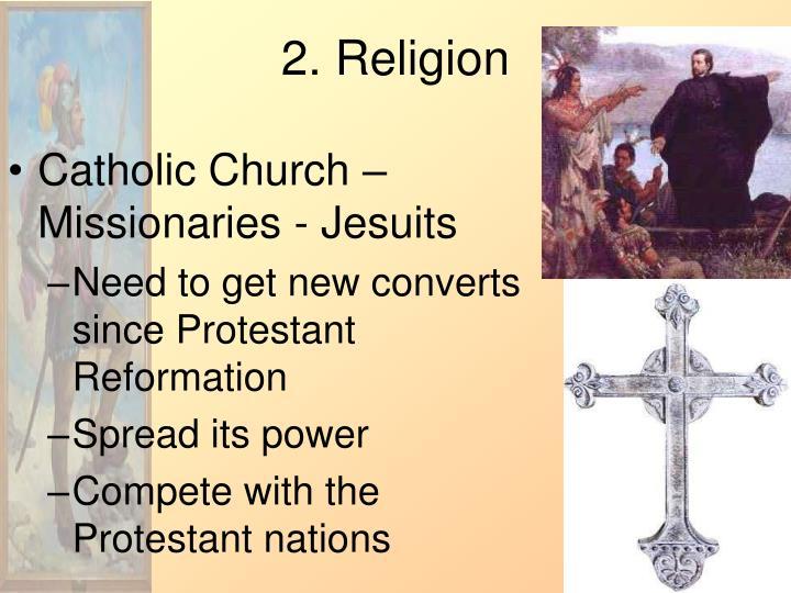 2. Religion