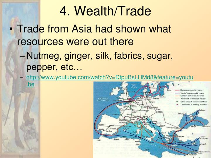 4. Wealth/Trade