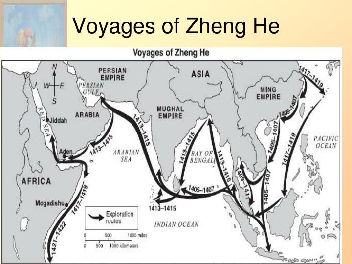 Voyages of