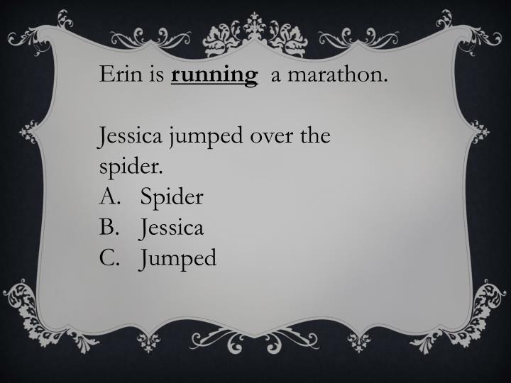 Erin is